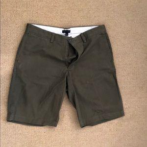 Banana Republic men's chino shorts